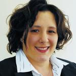 Hannah Fraser, hydrogeologist